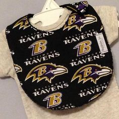 Pittsburgh Steelers Baltimore Ravens Rival Football Baby