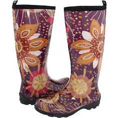 Too bad they are for rain, not snow.