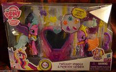 My Little Pony Friendship is Magic - TWILIGHT SPARKLE & PRINCESS CADANCE