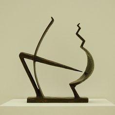 Alberto Giacometti, Homme et femme on ArtStack #alberto-giacometti #art
