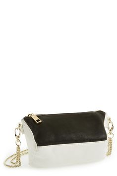 POVERTY FLATS by rian 'Small' Crossbody Bag by Poverty Flats By rian on @nordstrom_rack