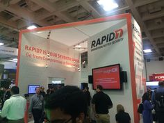 RAPID7 is your 7th sense at #RSAC