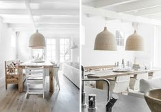 The Home of Danielle de Lange of The Style Files - Bliss