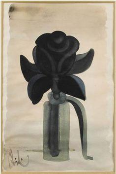 Magic Realism, Art Database, Dream Art, Contemporary Paintings, Art Boards, Flower Art, Art Quotes, Drawings, Flowers