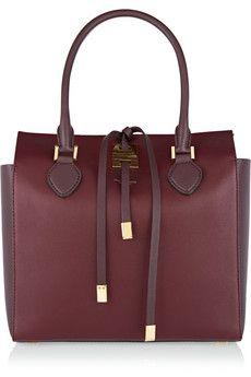 Michael Kors Collection Miranda medium leather tote | NET-A-PORTER