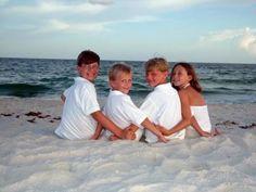 beach pic idea