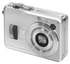 Casio Exilim EX-Z120 7.2MP Digital Camera with 3x Anti Shake Optical Zoom by Casio. $249.95. From the Manufacturer                  The EX-Z120 camera is designed to bring the fun and convenience of digital photography to people everywhere with user-friendly features that are true to Casio's tradition of cutting-edge technology, intelligent functionality, and high-quality photography. A powerful Exilim engine puts high-resolution, low-noise digital imaging at your fingertips. A...