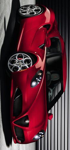 Alfa Romeo 4C by Levon