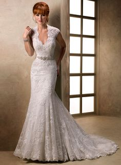 Maggie Sottero Ruby Collection   My Dress of the Week  via Belle The Magazine