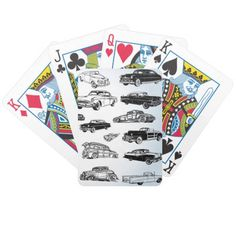 cool_classic_cars_playing_cards
