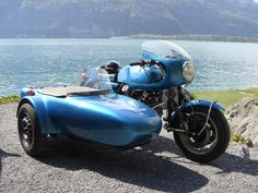 Ducati 860 GT 1978 with Hegi Sidecar One of the rare ...