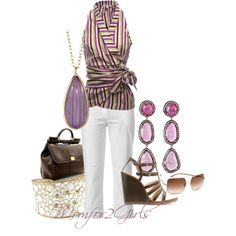 """Out for the Day"" by momfor2girls on Polyvore"