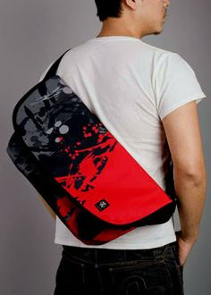 ... hip and fun alternative to the gym bag or even the school back pack