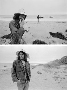 Neil Young. Harvest Moon.
