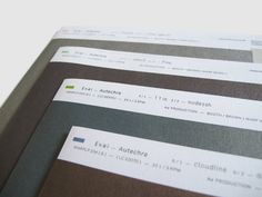 Autechre: Exai (by The Designers Republic) Designers Republic, Minimal Graphic Design, Innovative Packaging, Branding, Packaging Design, Print Packaging, Print Layout, Guerrilla, Album Covers