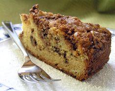 Сметанно-Ореховый Пирог (Sour Cream Crumble Coffee Cake) - Голая Еда