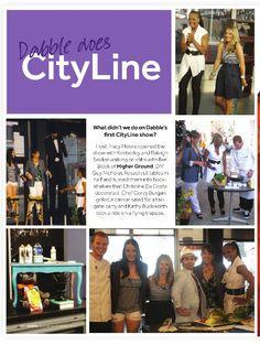 Dabble Day on Cityline 2011