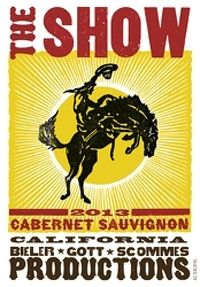 The Show 2013 Cabernet Sauvignon (California) Rating and Review   Wine Enthusiast Magazine