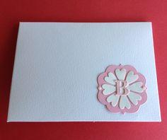 Envelope para o cartão