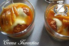 Crema Fiorentina è una ricetta di tradizione fiorentina. Reinterpretazione della celebre crema creata nel Rinascimento dall'architetto Buontalenti.