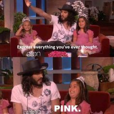 This might be my favorite Ellen moment ever.