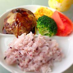 ふぅちゃん's dish photo お子様ランチ | http://snapdish.co #SnapDish #お昼ご飯