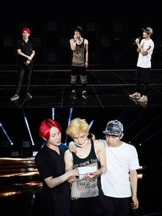 JYJ unveil photos from a rehearsal session ahead of their Seoul concert later today August 2014 @ am Cnblue, Jyj, Korean Pop Group, Kim Jae Joong, Under My Skin, Jaejoong, Kpop, Tvxq, Girl Day