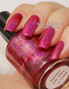 Darling Diva Rooms On Fire swatches