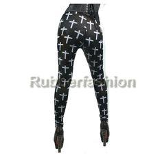 Sexy Strech Leggings mit Kreuzen #Stretch #Leggings #Leggins #Legings #Legins #Hose #Strumpfhose #Kreuze 16.90 EUR inkl. 19% MwSt. zzgl. Versand