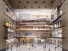 Gallery of Hudson Yards' Retail and Restaurant Spaces Unveiled in New Renderings - 2