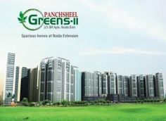 Panchsheel Greens 2, Sector 16, Noida, Residential Apartment By Panchsheel Group Builders |Available Size: 1105 - 915 sq/ft | Price: 28.37 Lac - 54.6 Lac | ReSale Deals : 9696200200 | Status : Under Construction | 30 Acres , 28 Towers |  (20 Floors)