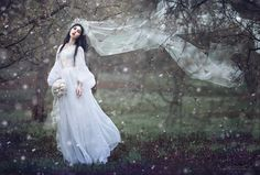 Photograph ghostly beauty by Margarita Kareva on 500px