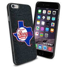 """MLB Rangers iPhone 6 4.7"""" Case Cover Protector for iPhone 6 TPU Rubber Case SHUMMA http://www.amazon.com/dp/B00WMWIF38/ref=cm_sw_r_pi_dp_SoYovb1F28V1Y"""