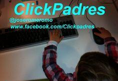 Blog ClickPadres | Blog para padres #3.0 o apunto de serlo. El mundo de Internet está lleno de oportunidades, pero también de riesgos para los más pequeños de la casa. Así que me acabo de embarcar en el proyecto ClickPadres para ayudar a todos esos padres a educar a sus hijos en Internet de la forma más segura.