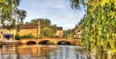 Bourton on the water England