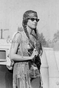 Grace Slick...hippie chick Hippie Style, Hippie Man, Hippie Love, Hippie Chick, Grace Slick, Hippie Woodstock, Rock And Roll History, Janis Joplin, Music Icon