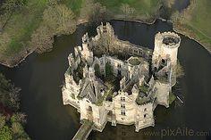 Chateau de Ternay - Ternay, Isere, Poitou-Charentes