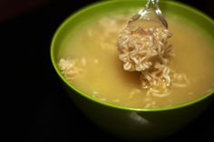 Because chicken noodle soup is the ultimate cure for everything: whether it's the flu, Seasonal Affective Disorder or a killer hangover, this soup recipe is here for you.