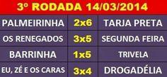 VAI QUE MOLI: Sexta Futsal Veteranos SLS 2014