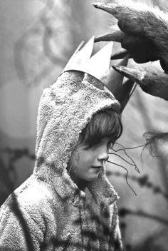 cabinhome: The boy, the king… - Where the wild things -