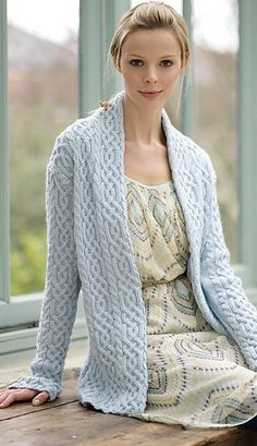 Jacket and Coat Knitting Patterns