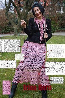 Fabulous Crochet a Little Black Crochet Dress Ideas. Georgeous Crochet a Little Black Crochet Dress Ideas. Crochet Bodycon Dresses, Black Crochet Dress, Crochet Skirts, Knit Skirt, Crochet Clothes, Dress Skirt, Vintage Crochet Patterns, Crochet Designs, Vintage Sewing
