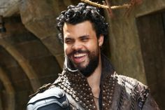 The Musketeers - Porthos, Awww Howie's smile <3