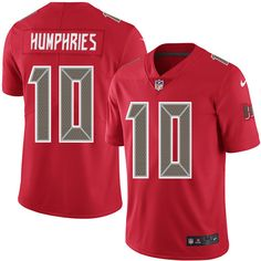 Youth Nike Tampa Bay Buccaneers #10 Adam Humphries Limited Red Rush NFL Jersey
