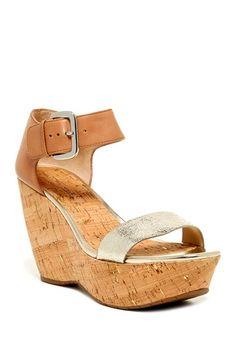 Malibu Wedge Sandal by Donald J. Pliner on @HauteLook