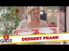 Dessert Tray Disaster – Just for Laughs Gags …   Bear Tales http://beartales.me/2014/11/08/dessert-tray-disaster-just-for-laughs-gags/