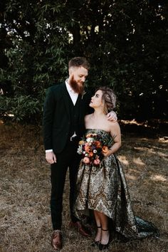 This Bilbo Baggins Inspired Wedding at 16th Street Station is a Hobbit's Dream