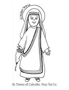 Resources For Teaching About St Teresa Of Calcutta