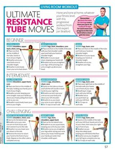 Resistance band workout-for my new resistance band! 🙂 Resistance band workout-for my new resistance band! You Fitness, Fitness Tips, Fitness Motivation, Health Fitness, Fitness Goals, Physical Fitness, Physical Exercise, Fitness Plan, Pilates
