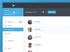 CRM admin interface designed by Aaron Iker. Connect with them on Dribbble; Dashboard Interface, Interface Design, Ui Design, Design Concepts, Crm System, Customer Relationship Management, User Experience Design, Ui Inspiration, User Profile